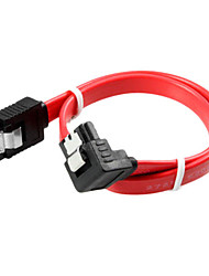 90 Degree Port SATA Cable (0.5 m)