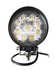 Недорогие -27W, 9 светодиодов, лампа