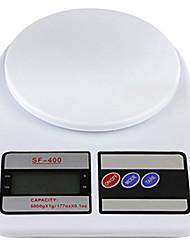 Недорогие -Кухня 5KG Питание Диеты рабочего цифровые весы (2xAA)