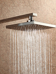 cheap -Contemporary Rain Shower Chrome Feature-Rainfall , Shower Head