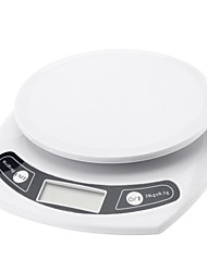 3kg/0.1g Electronic Kitchen Scale (2xAAA)