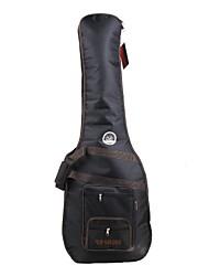 Недорогие -Солдат - (2015A) 3 Толстая Pockets Мягкая сумка электрические гитары