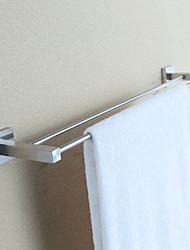 Barre porte-serviette / Acier inoxydable Acier inoxydable /Contemporain