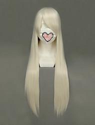 billige -Cosplay Parykker Chobits Chii Anime Cosplay Parykker 80 CM Varmeresistent Fiber Dame