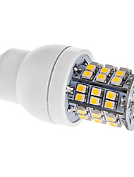 GU10 LED Corn Lights T 48 SMD 3528 170lm Warm White 3000K AC 110-130 AC 220-240V