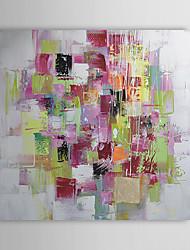 Недорогие -ручная роспись абстрактного декора стены покрасила масляная живопись, современная картина холста маслом на холсте