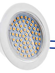 cheap -SENCART 900lm LED Ceiling Lights Recessed Retrofit LED Beads SMD 5050 Warm White 85-265V