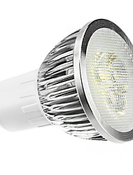 GU10 LED Spotlight MR16 3 High Power LED 240lm Natural White 6000K Dimmable AC 220-240V