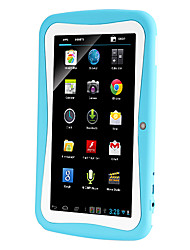 7 pollici Tablet bambini (Android 4.4 1024*600 Dual Core 512MB RAM 8GB ROM)