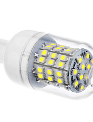 G9 LED Corn Lights 60 SMD 3528 320lm Natural White 6500K AC 110-130 AC 220-240V