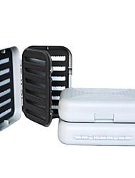 Недорогие -штук Коробка для рыболовной снасти Жесткие пластиковые Прост в применении Ужение на спиннинг