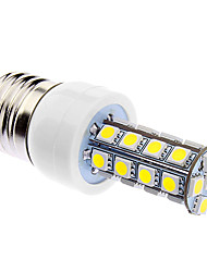 cheap -DAIWL Dimmable E27 6W 30xSMD5050 400-500LM 5500-6500K Natural White Light LED Corn Bulb (85-265V)