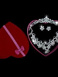 Gioielli Set Per donna Anniversario / Matrimonio / Fidanzamento / Compleanno / Regalo / Festa / Tutti i giorni / Occasioni specialiParure