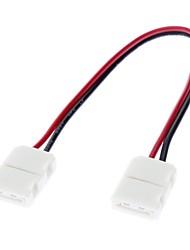 3528 SMD AWG22 Light LED Strip Bilateral Lamp Connection(12V-24V)