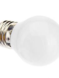E26/E27 LED Globe Bulbs G60 28 350lm Warm White 2700K AC 220-240V