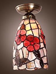 billige -Elegant luksus Loft Lampe Med Blossom Mønster