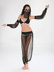 Недорогие -Этнический, религиозный Косплэй Kостюмы Жен. Хэллоуин Карнавал Новый год Фестиваль / праздник Костюмы на Хэллоуин Вырезка