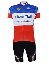 Недорогие -Kooplus Велокофты и велошорты Универсальные С короткими рукавами Велоспорт Джерси Шорты Наборы одежды Одежда для велоспорта