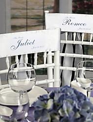 billige -Taft Bryllup Dekorationer