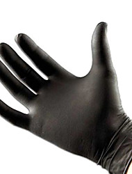 cheap -100 pcs High Quality Tattoo & Body Art Black Disposable Tattoo Latex Gloves Available Size Accessories