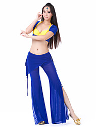 cheap -Belly Dance Outfits Women's Spandex Short Sleeve Elegant Style