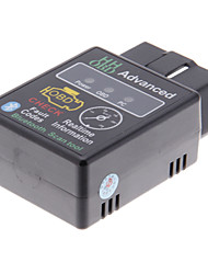 abordables -HHOBD Torque Android Bluetooth OBD2 PUEDE Wireless Adaptador de interfaz del escáner del bus de datos en vivo