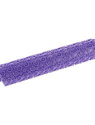 Non-stick Textured Rolling Pin Fondant Tools