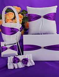 Viola Bow Wedding Collection Set (5 Pezzi)