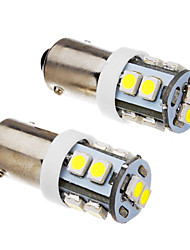 cheap -SO.K BA9S Car Light Bulbs 3 W SMD 3528 80 lm LED Interior Lights