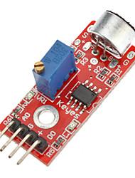 Недорогие -Модуль датчика обнаружения звука высокого качества (для Arduino) микрофон