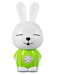 Недорогие -Алило А2 милый кролик Стиль детских Английский Песня & История игрока машина