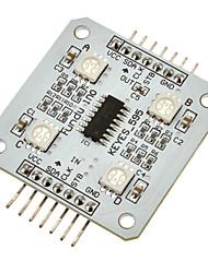 Недорогие -SPI RGB 4 SMD 5050 свет модуль для (для Arduino)