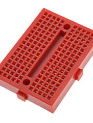 Недорогие -170 точек мини макет для (для Arduino) прото щит (работает с официальным (для Arduino) плат)