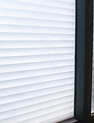 cheap -Window Film & Stickers Decoration Classical Stripe PVC / Vinyl Window Film / Bedroom / Living Room