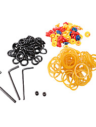 cheap -1 set Tattoo Supplies Rubber O-Rings A-bar Grommet Nipple Bands Tattoo Accessories