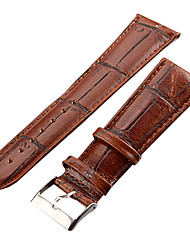 cheap -Watch Bands Leather Watch Accessories 0.008 High Quality