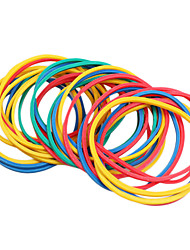 cheap -100PCS/pack Colorful Elastic Rubber Bands For Tattoo Gun Machine Supplies tool equipment