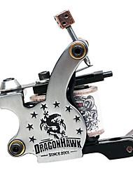 dragonhawk® bobina tatuaggio macchine macchina professiona tatuaggio getti di ghisa di linea