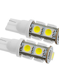 cheap -SO.K T10 Car Light Bulbs SMD LED 350 lm Exterior Lights For universal