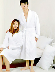 cheap -Fresh Style Bath Robe, Solid Superior Quality 100% Cotton Woven Plain Towel