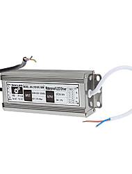 100W 3000mA Waterproof LED Driver Power Source  (AC 176-265V / DC 27-37V)