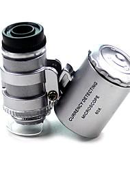economico -60X10 Microscopio