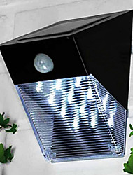 cheap -12-LED Solar Power Motion Sensor PIR Wall Mount Garden Path Yard Door Light