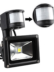 UMEI™ LED Flood Light,1 LED, Modern Aluminum White/Warm White
