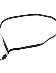 Black/Blue Camera Neck Strap for DSLR SLR Camera
