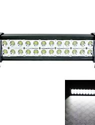LML-B272 12 Degree Spot Beam 72W 5040lm 6000K 24-LED White Light Car Roof Light