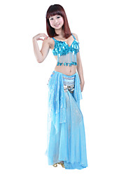 cheap -Belly Dance Undergarments Women's Training Polyester Tassel(s)