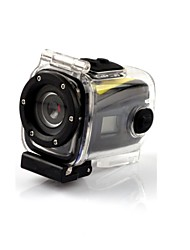 economico -G328 Mini Impermeabile HD 720P 5.0 MP CMOS LCD Sport Diving Camcorder DVR Camera