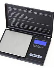 cheap -100g * 0.01g Mini LCD Digital Pocket Jewelry Gold Diamond Scale Gram