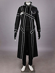Epée d'art en ligne SAO cosplay costume Kirito Swordman